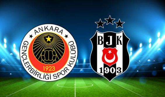 Gençlerbirliği-Beşiktaş maçının saati değişti