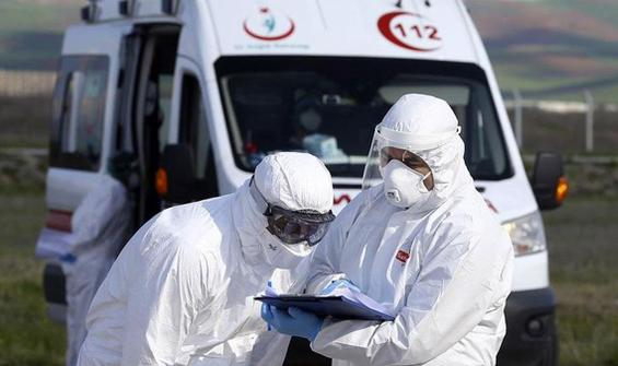 Türkiye'de bugün 94 kişi koronavirüsten hayatını kaybetti