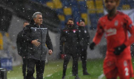 Mehmet Altıparmak, Beşiktaş mağlubiyetini değerlendirdi