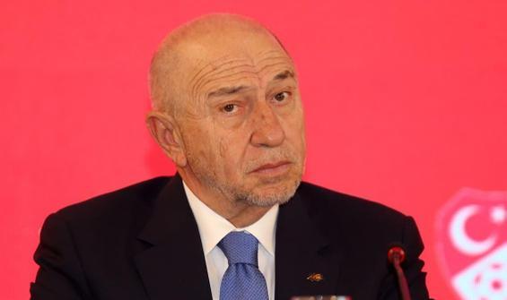 TFF Başkanı Nihat Özdemir'den seyircili maç açıklaması