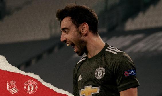 Manchester United İspanya'da raks etti