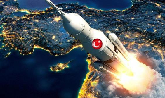 """""""Türkiye'nin uzay planları uygulanabilir"""""""