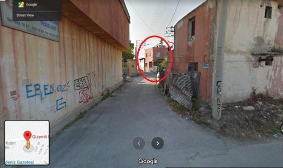 'Gizemli ev' Google'ın haritalar hizmetinde işaretlendi