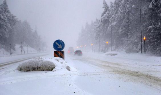Meteoroloji'den birçok il için 'yoğun kar' uyarısı