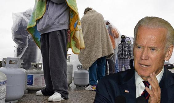 """Teksas'ta """"büyük felaket"""" ilan etti"""