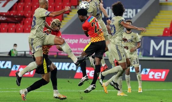 Fenerbahçe ile Göztepe 54. randevuda