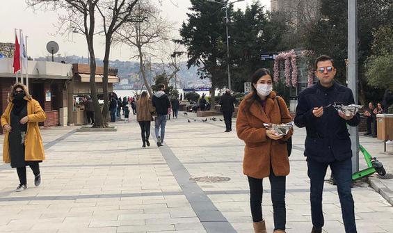 'Kısıtlanamayanlar' Ortaköy'e akın etti