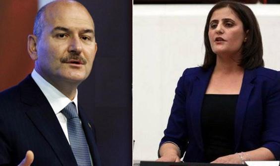 Soylu, Gara'ya giden HDP'li kadın milletvekilini açıkladı