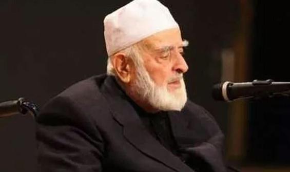 Dünya Müslüman Alimler Birliği'nden Emin Saraç mesajı
