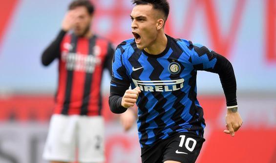 Milano derbisi Inter'in