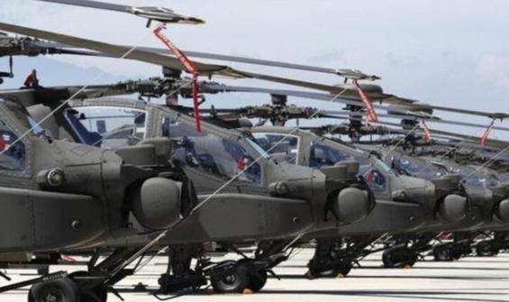145 helikopter Dedeağaç'a geliyor!