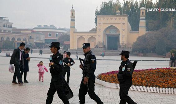 """İngiltere'den Çin'e """"Uygur bölgesi"""" çağrısı!"""