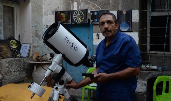 'Diyarbakır'ın astronomu' yaşamını yitirdi