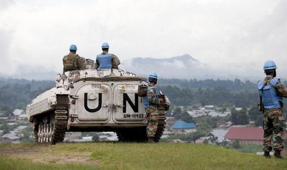 BM konvoyuna saldırı: İtalya Büyükelçisi öldürüldü
