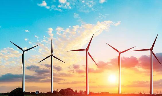 Rüzgardan elektrik üretimi yüzde 10'u aştı
