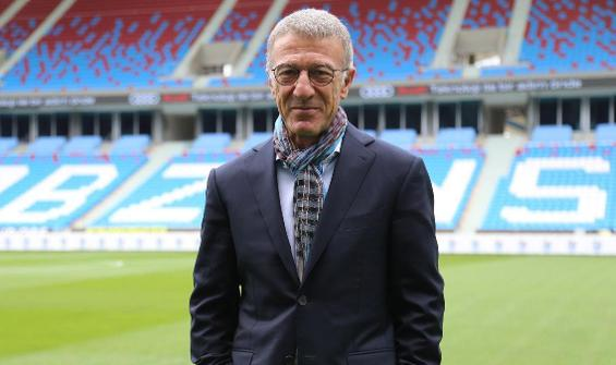Trabzonspor'da hedef Süper Lig şampiyonluğu!