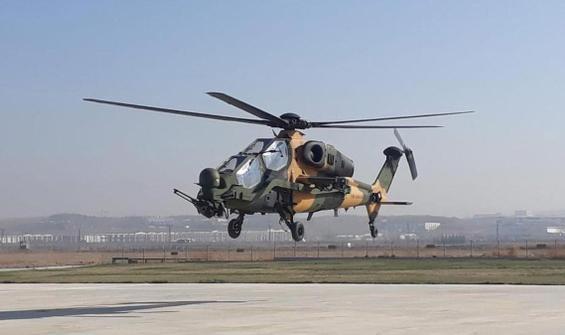 MSB'den T-129 ATAK paylaşımı!