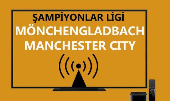 CANLI İZLE Mönchengladbach - Manchester City