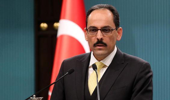 AB Komisyonu Sözcüsü'nün 'Türkiye' açıklamasına tepki