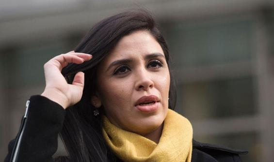 El Chapo'nun eşi hakkında flaş gelişme