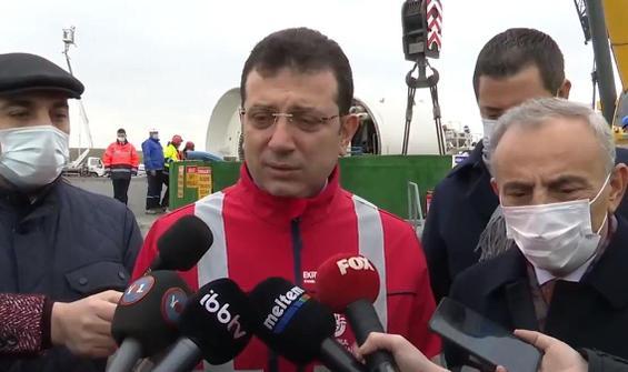 İmamoğlu'dan Erdoğan'a yanıt