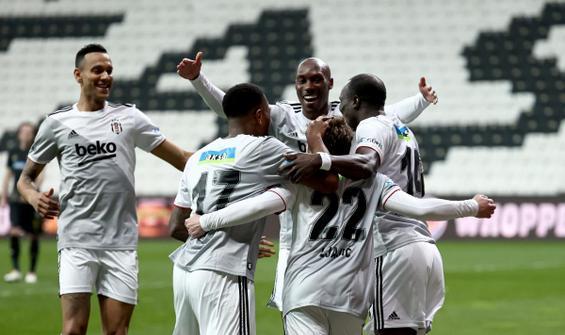 Beşiktaş, Denizlispor karşısında zorlanmadı