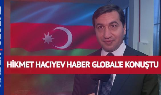 Hikmet Hacıyev, Aliyev'in basın toplantısını değerlendirdi