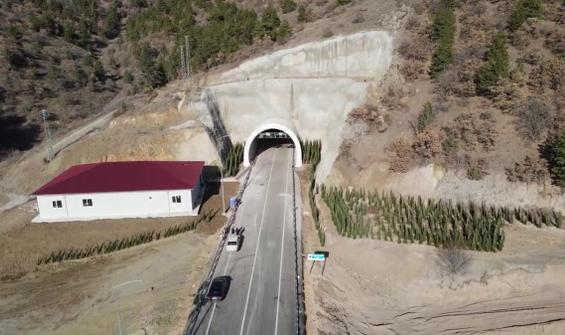 Kızılcahamam-Çerkeş Tüneli yarın açılıyor
