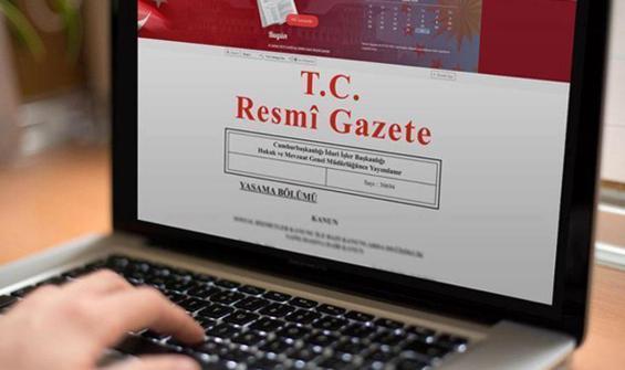 UYARSİS kararı Resmi Gazete'de