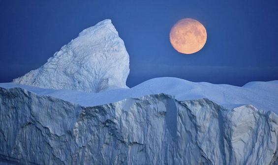 1270 kilometrekarelik buz kütlesi koptu