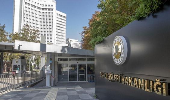 İran'ın Büyükelçisi Dışişleri'ne çağrıldı