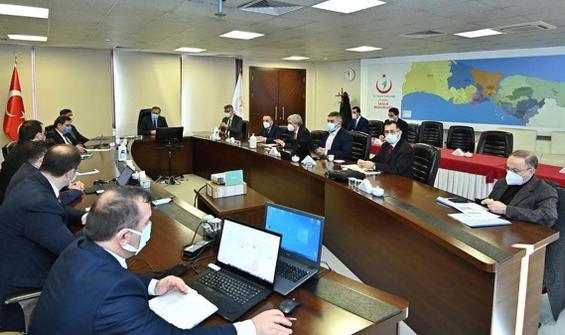 İstanbul'da kritik toplantı! Vali duyurdu