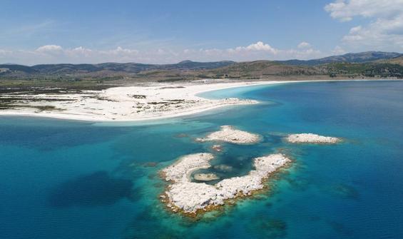 Salda Gölü için UNESCO'ya başvuru