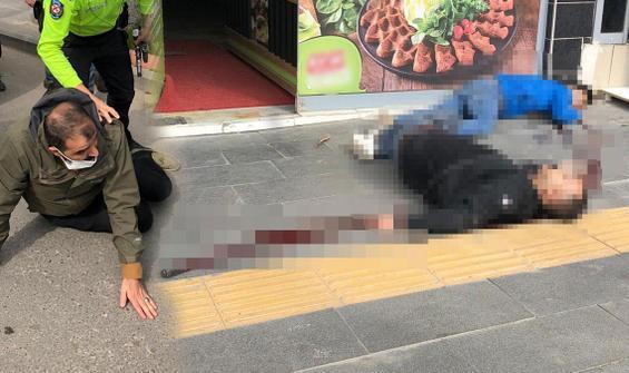 Siirt'te sokak ortasında dehşet!Kurşun yağdırdı