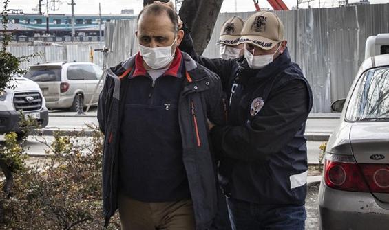 Nuri Cankıymaz tutuklandı