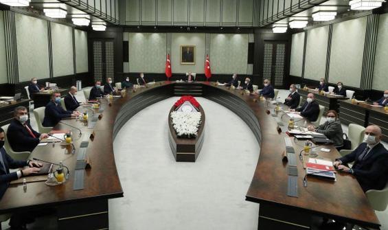 Gözler Ankara'da! Kabine toplantısı başladı
