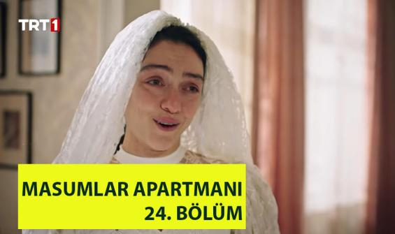 Masumlar Apartmanı 24. Bölüm İzle
