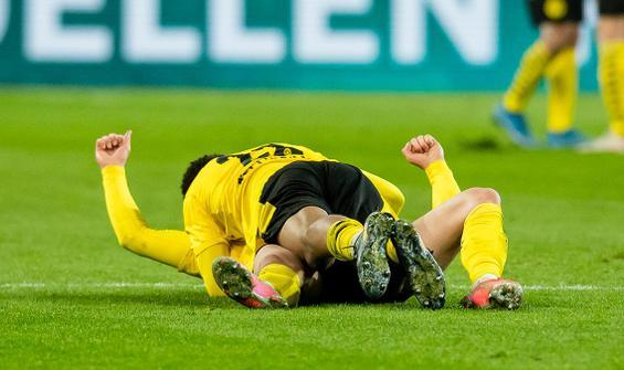 Dortmund yarı finalde