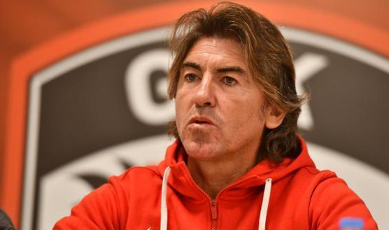 Gaziantep FK teknik direktöründen Beşiktaş'a övgü