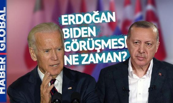 Erdoğan-Biden görüşmesi ne zaman?