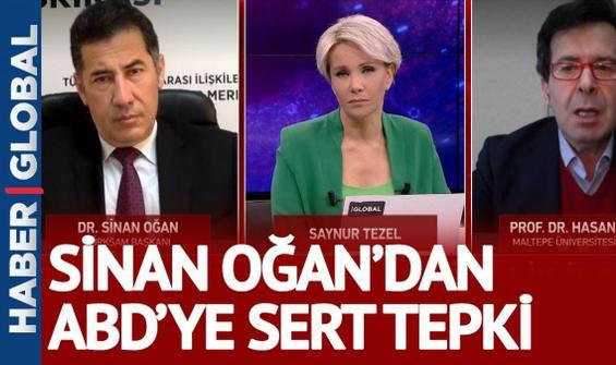 Sinan Oğan'dan ABD'deki Erdoğan posterine tepki