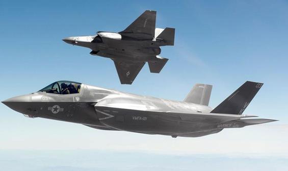 ABD ile Yunanistan arasında F-35 pazarlığı!
