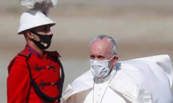 Tarihi ziyaret... Papa Bağdat'ta!