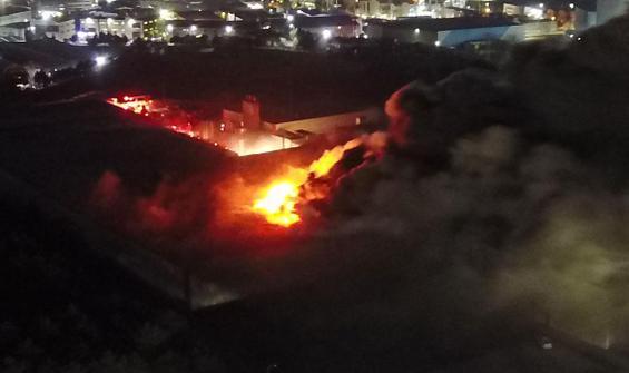 Tuzla'daki yangından acı haber geldi