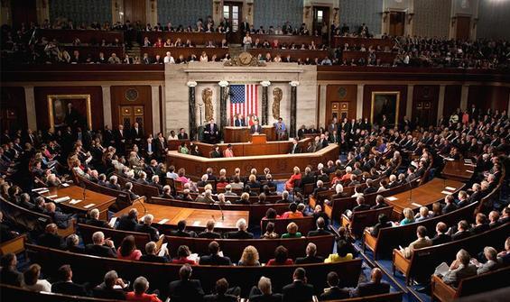 ABD'liler bu kararı bekliyordu! Senato 'yardım'ı onayladı