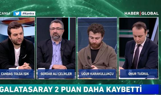 Türk Telekom Stadyumu'nun zemini eleştirdi