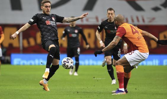 Sivasspor kaçtı, Galatasaray yakaladı!