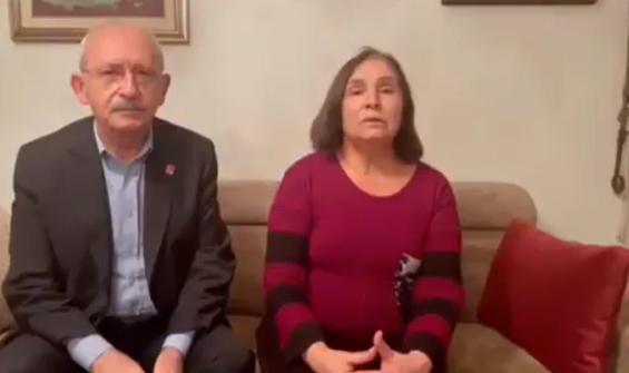 Kılıçdaroğlu çiftinden 'kadına şiddet' tepkisi