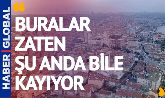 Korkutan İstanbul depremi uyarısı: Buralar şu anda bile kayıyor