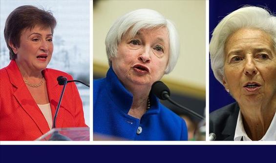 En güçlü ekonomik kurumlara kadınlar liderlik ediyor